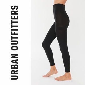 Urban Outfitters UO Fleece-Lined Footless Tight